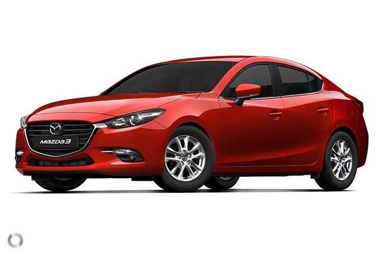 2017 Mazda 3 BN Series Touring SKYACTIV-MT (May. 2016)