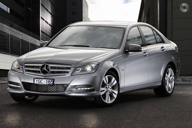 2011 Mercedes-Benz C200 CDI W204 BlueEFFICIENCY Avantgarde MY11 7G-TRONIC PLUS