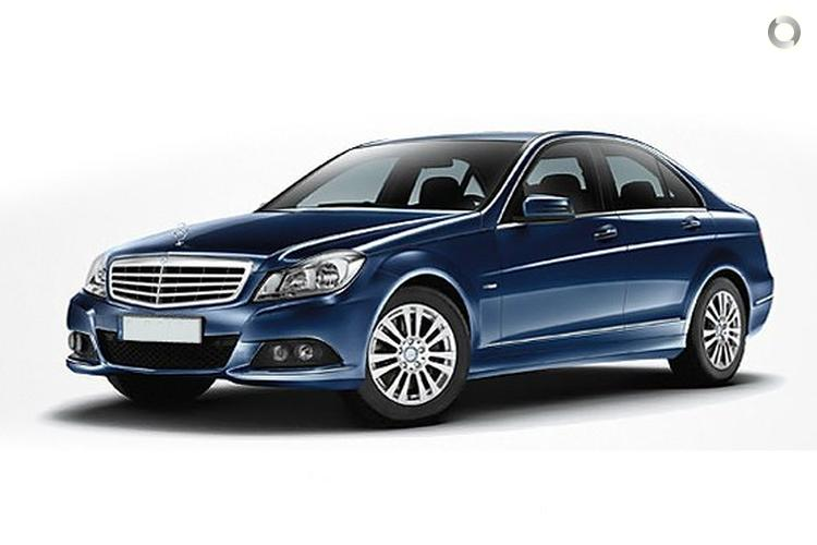 2011 Mercedes-Benz C250 W204 BlueEFFICIENCY Elegance MY11 7G-TRONIC PLUS