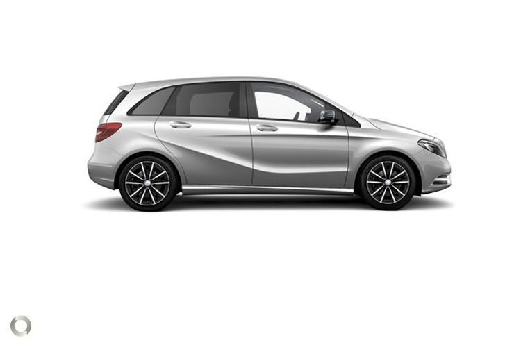 2012 Mercedes-Benz B250 W246 BlueEFFICIENCY Dual Clutch Transmission (Dec.)