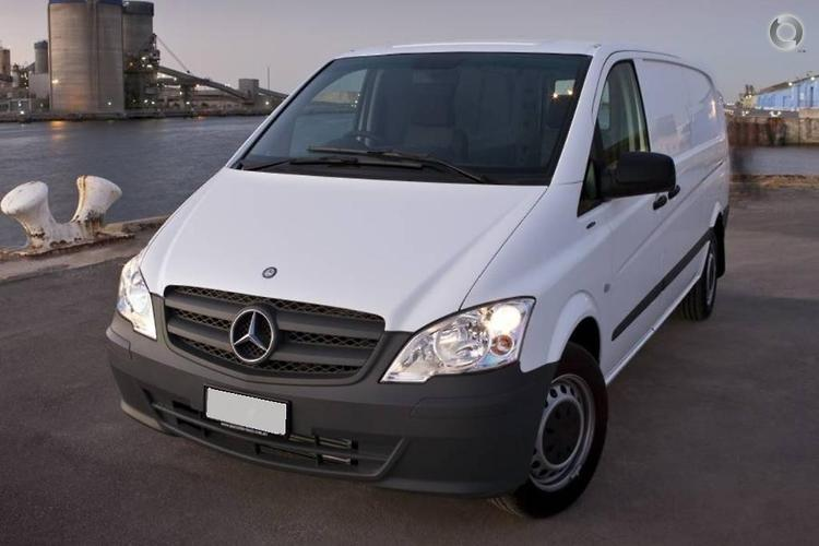 2013 Mercedes-Benz Vito 639 113CDI (Jul.)