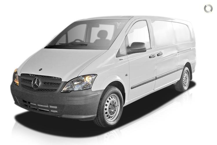 2014 Mercedes-Benz Vito 639 113CDI (Jul. 2013)