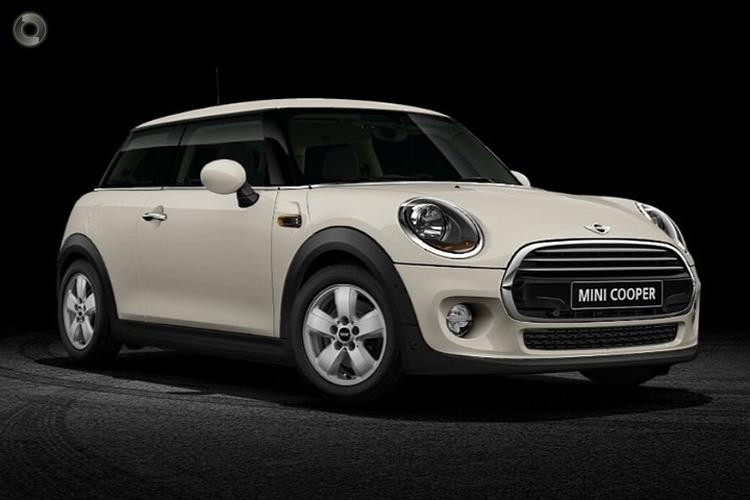 2016 MINI Hatch Cooper Auto