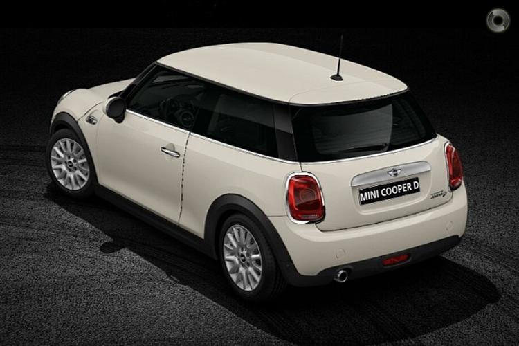 2014 MINI Hatch Cooper D Manual