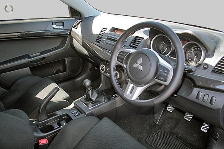 2008 Mitsubishi Lancer Evolution CJ Manual 4WD MY09