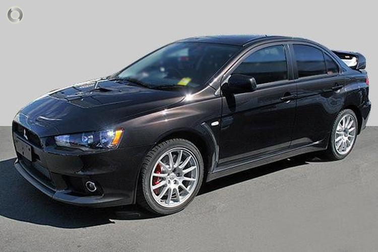 2008 Mitsubishi Lancer Evolution CJ Auto 4WD MY09