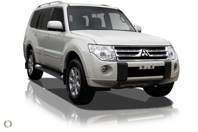 2011 Mitsubishi Pajero NT Platinum MY11 Sports Automatic