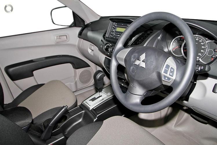 2013 Mitsubishi Triton GLX MN Auto 4x2 MY14