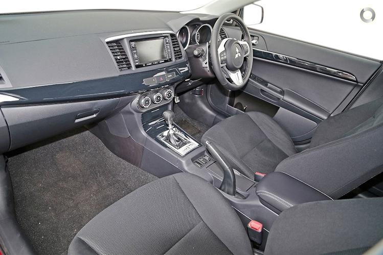 2013 Mitsubishi Lancer Ralliart CJ Auto 4WD MY14