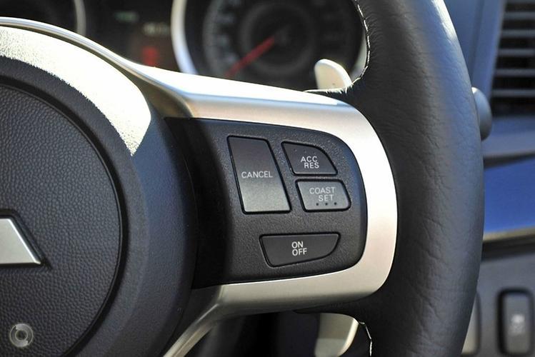 2014 Mitsubishi Lancer Ralliart CJ Auto 4WD MY14.5