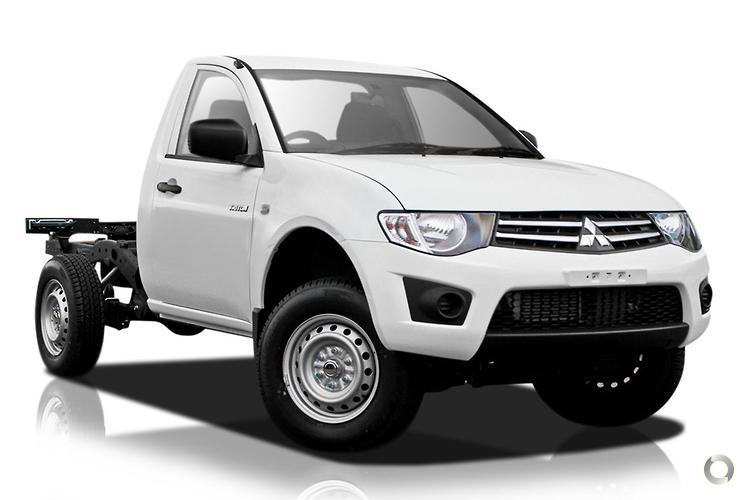 2013 Mitsubishi Triton GLX MN Auto MY14