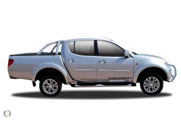 2014 Mitsubishi Triton GLX-R Warrior MN Auto 4x4 MY15 Double Cab