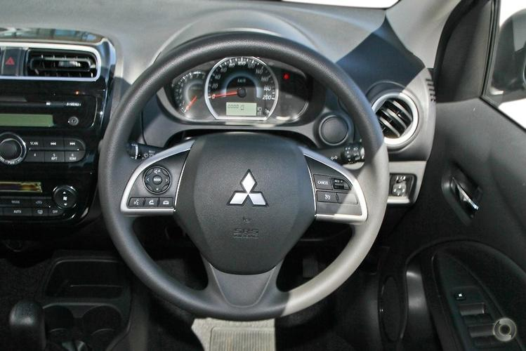 2016 Mitsubishi Mirage LS LA Manual MY15