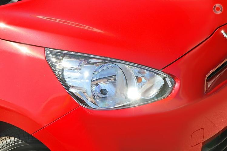 2016 Mitsubishi Mirage ES LA Auto MY15