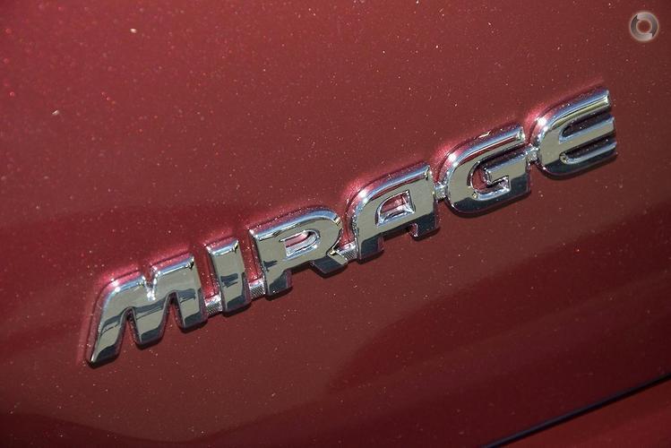 2017 Mitsubishi Mirage LS LA Auto MY17