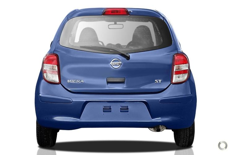 2012 Nissan Micra ST K13 Manual MY13