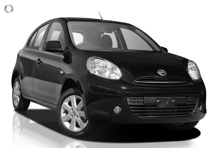 2012 Nissan Micra K13 ST-L MY13