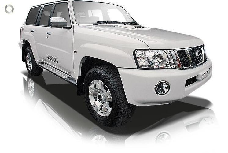 2011 Nissan Patrol GU 7 Ti MY10