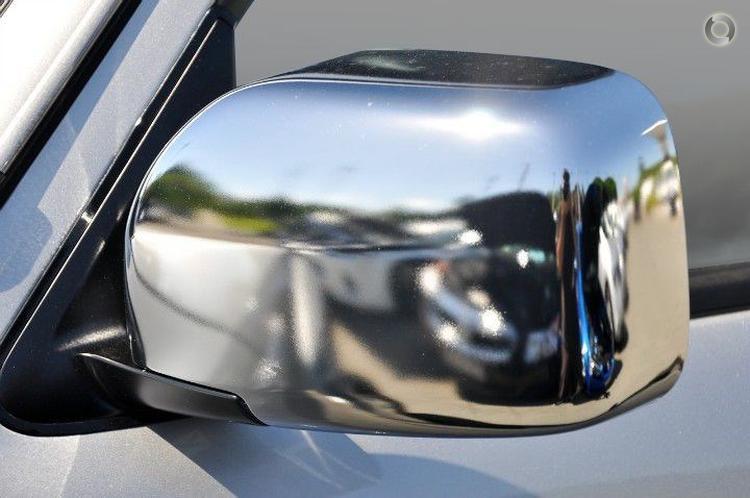 2012 Nissan Patrol ST GU 8 Auto 4x4