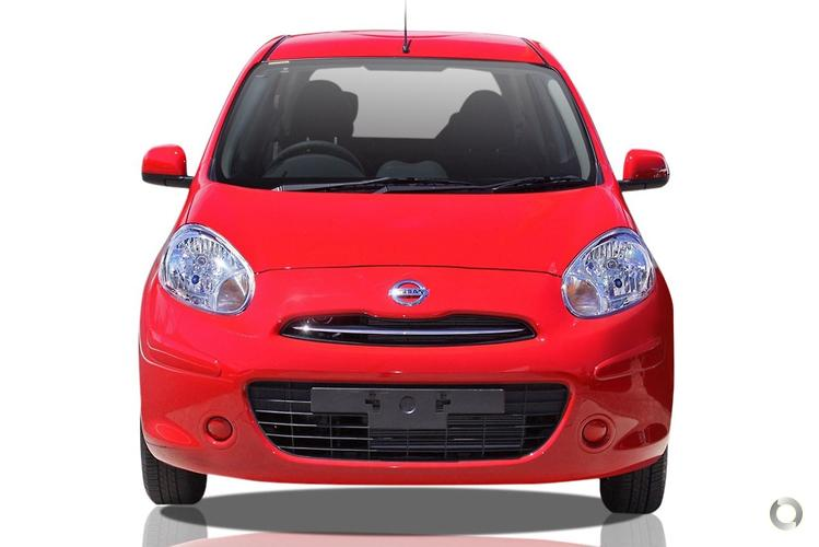 2012 Nissan Micra ST K13 Manual