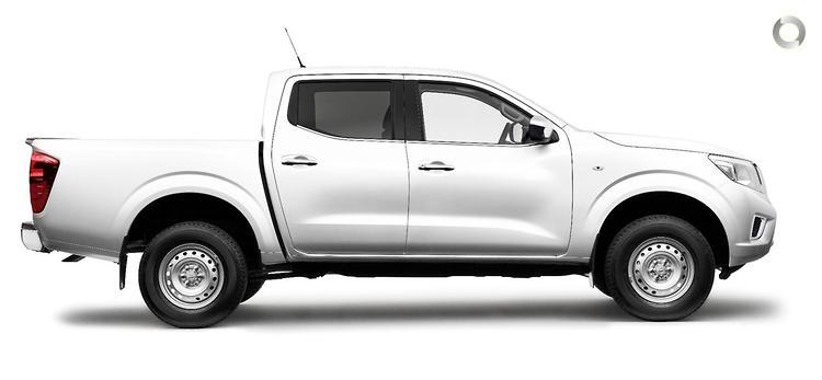 2016 Nissan Navara RX D23 Manual 4x2 Dual Cab