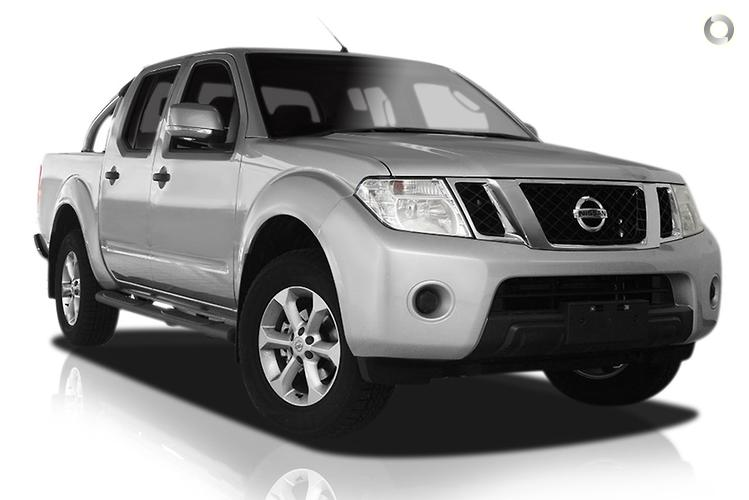 2014 Nissan Navara D40 Series 7 ST Sports Automatic (May.)