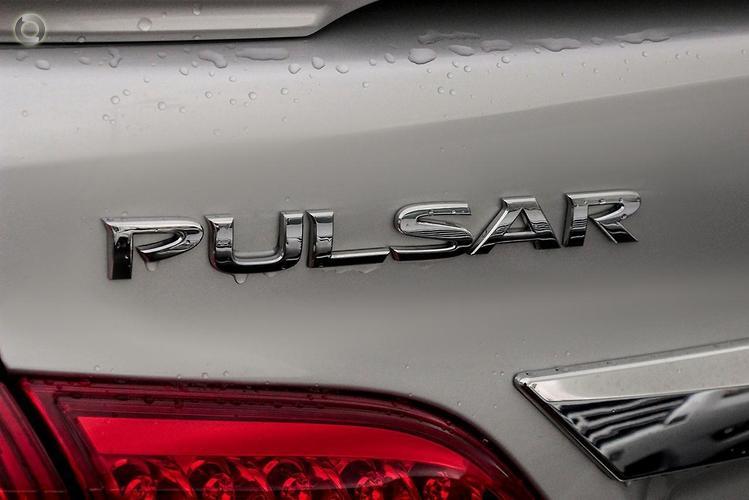 2015 Nissan Pulsar ST-L B17 Series 2 Manual