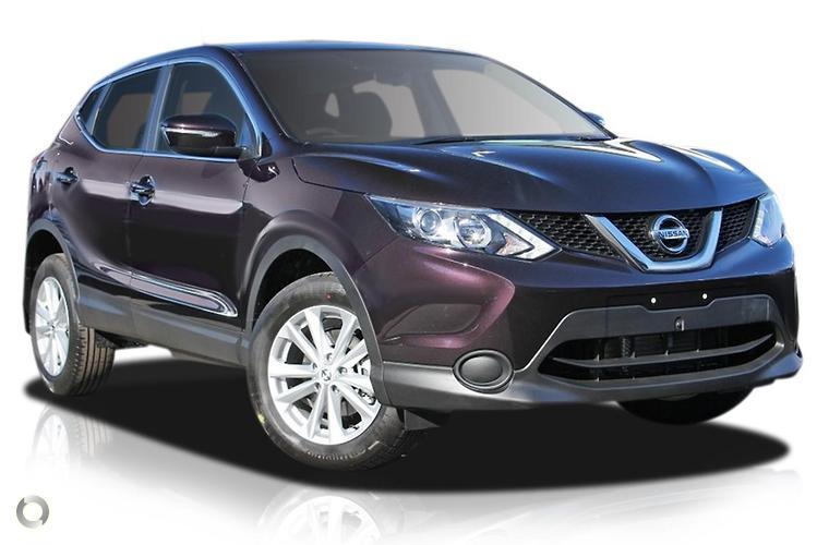 2017 Nissan QASHQAI J11 ST Constantly Variable Transmission (Jun. 2014)