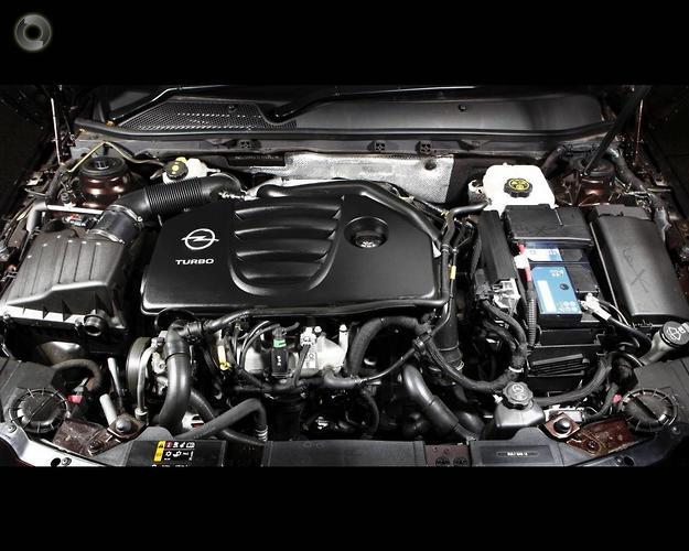 2013 Opel Insignia Auto