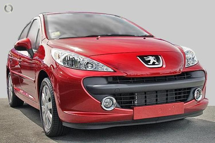 2009 Peugeot 207 A7 XT (Mar. 2007)