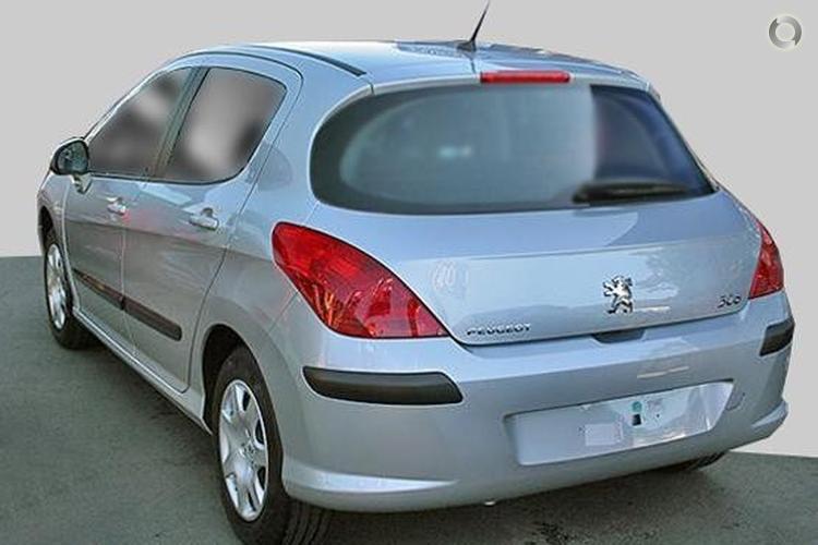 2011 Peugeot 308 XS Auto