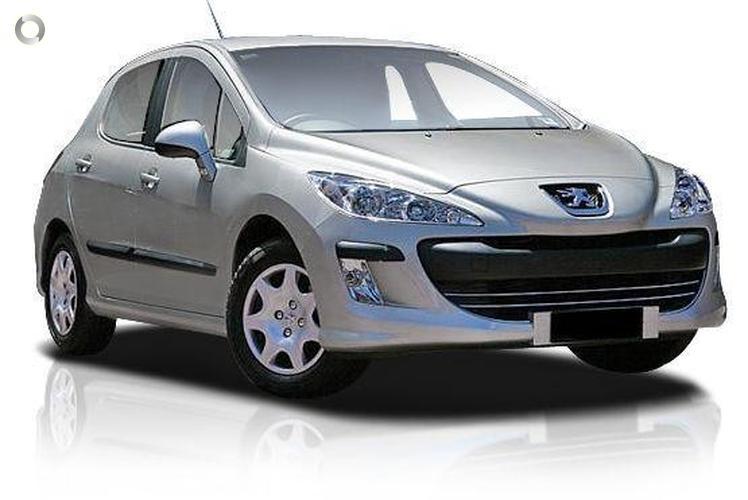 2011 Peugeot 308 XS Manual
