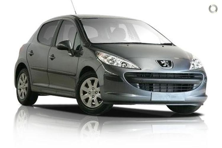 2009 Peugeot 207 XR Auto