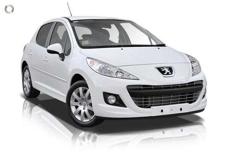 2010 Peugeot 207 A7 Series II Sportium MY10