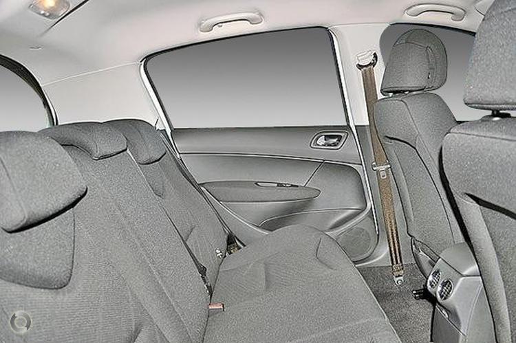 2010 Peugeot 308 XS Manual