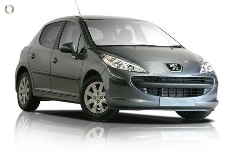 2009 Peugeot 207 XR Manual