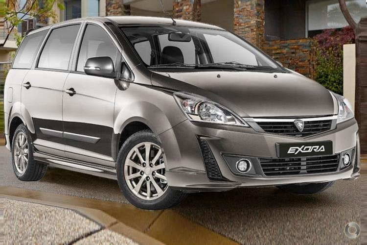 2016 Proton Exora FZ GXR MY16 Constantly Variable Transmission