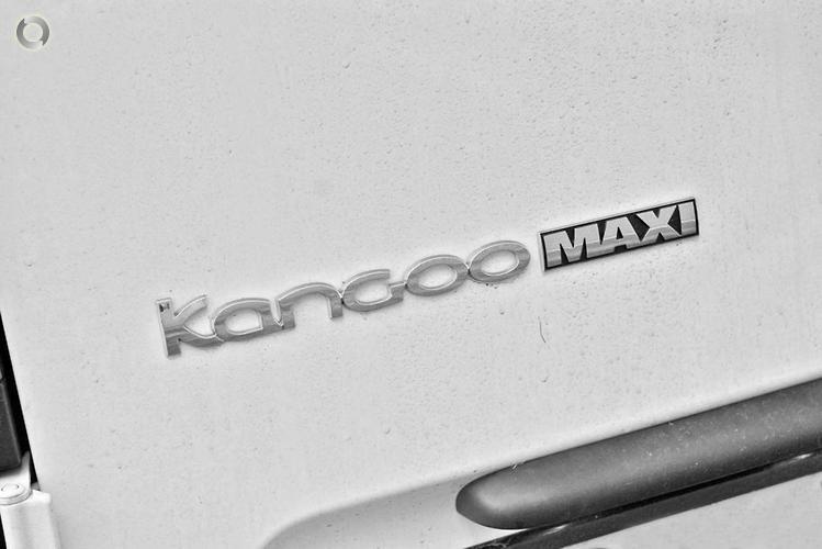 2016 Renault Kangoo Maxi Crew LWB Manual