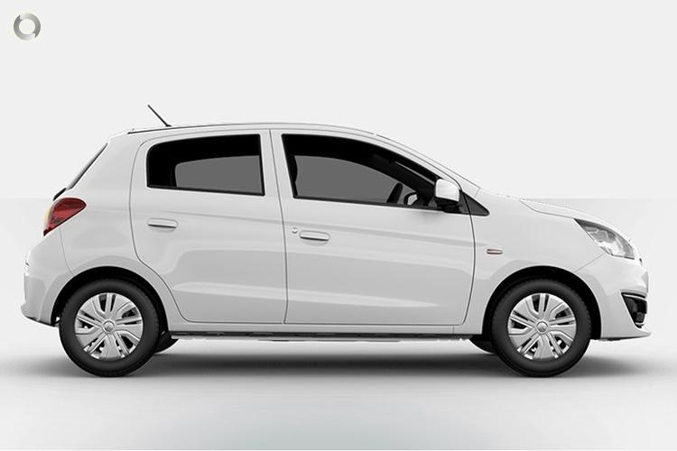 2016 Mitsubishi Mirage ES LA Manual MY17