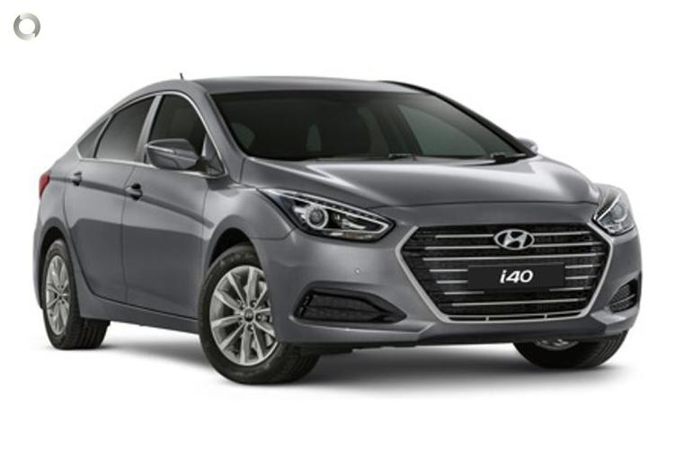 2018 Hyundai i40 VF4 Series II Active Double-Clutch Transmission (Feb. 2015)