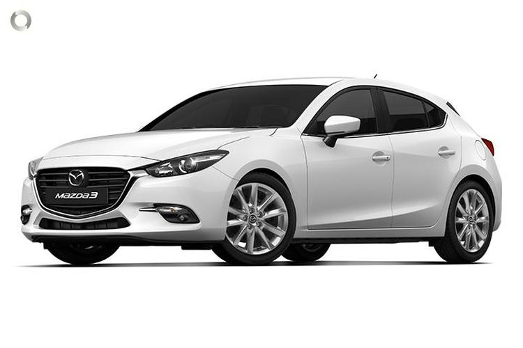 2017 Mazda 3 SP25 BN Series Manual