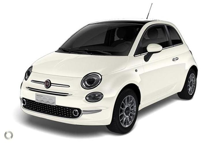 2017 Fiat 500 Series 4 Lounge (Oct. 2015)