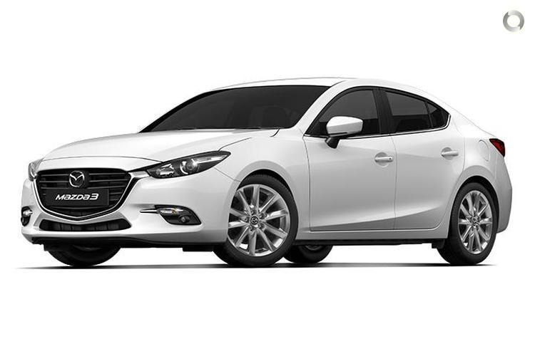 2017 Mazda 3 SP25 BN Series Manual