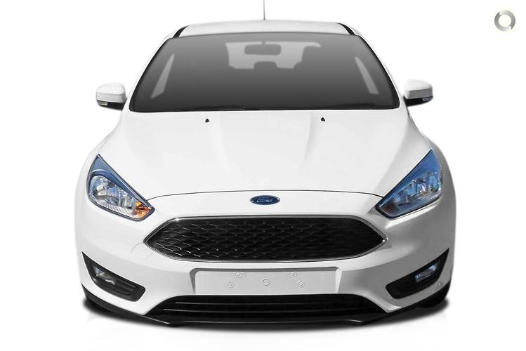 2017 Ford Focus Trend LZ Manual