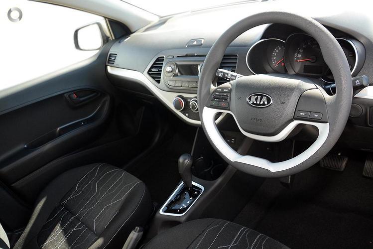 2017 Kia Picanto Si Auto MY17