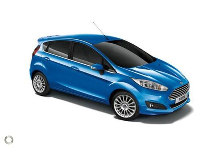 2018 Ford Fiesta WZ Sport (Jul. 2014)
