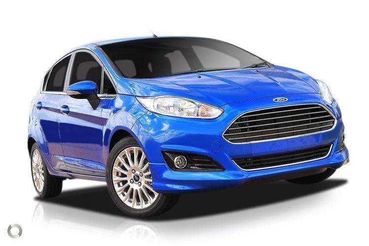 2018 Ford Fiesta WZ Sport PowerShift (Jul. 2014)