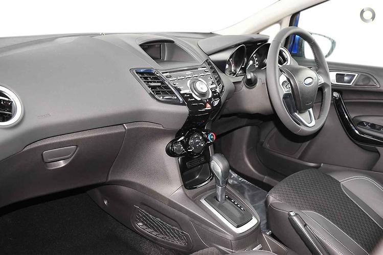 2018 Ford Fiesta Sport WZ Auto