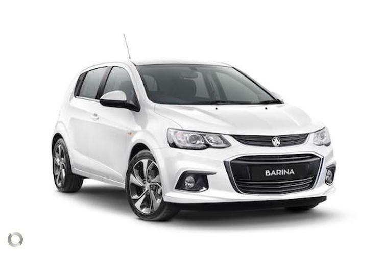 2018 Holden Barina TM LT MY18