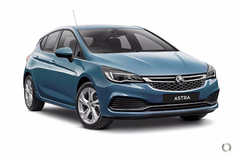 2017 Holden Astra BK RS MY18